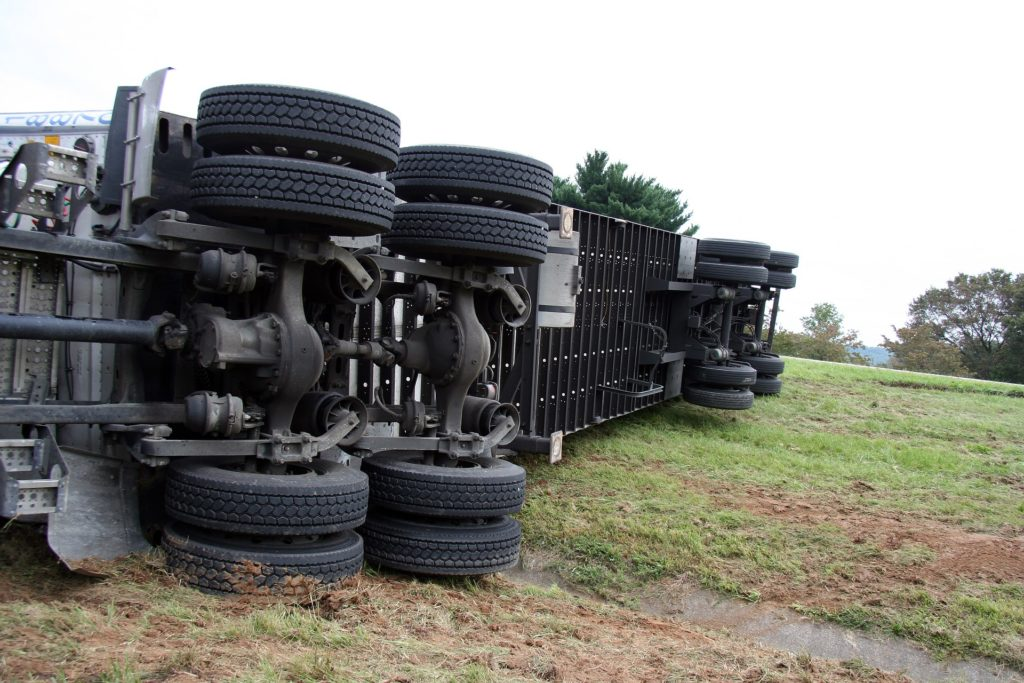 proving fault after a truck accident