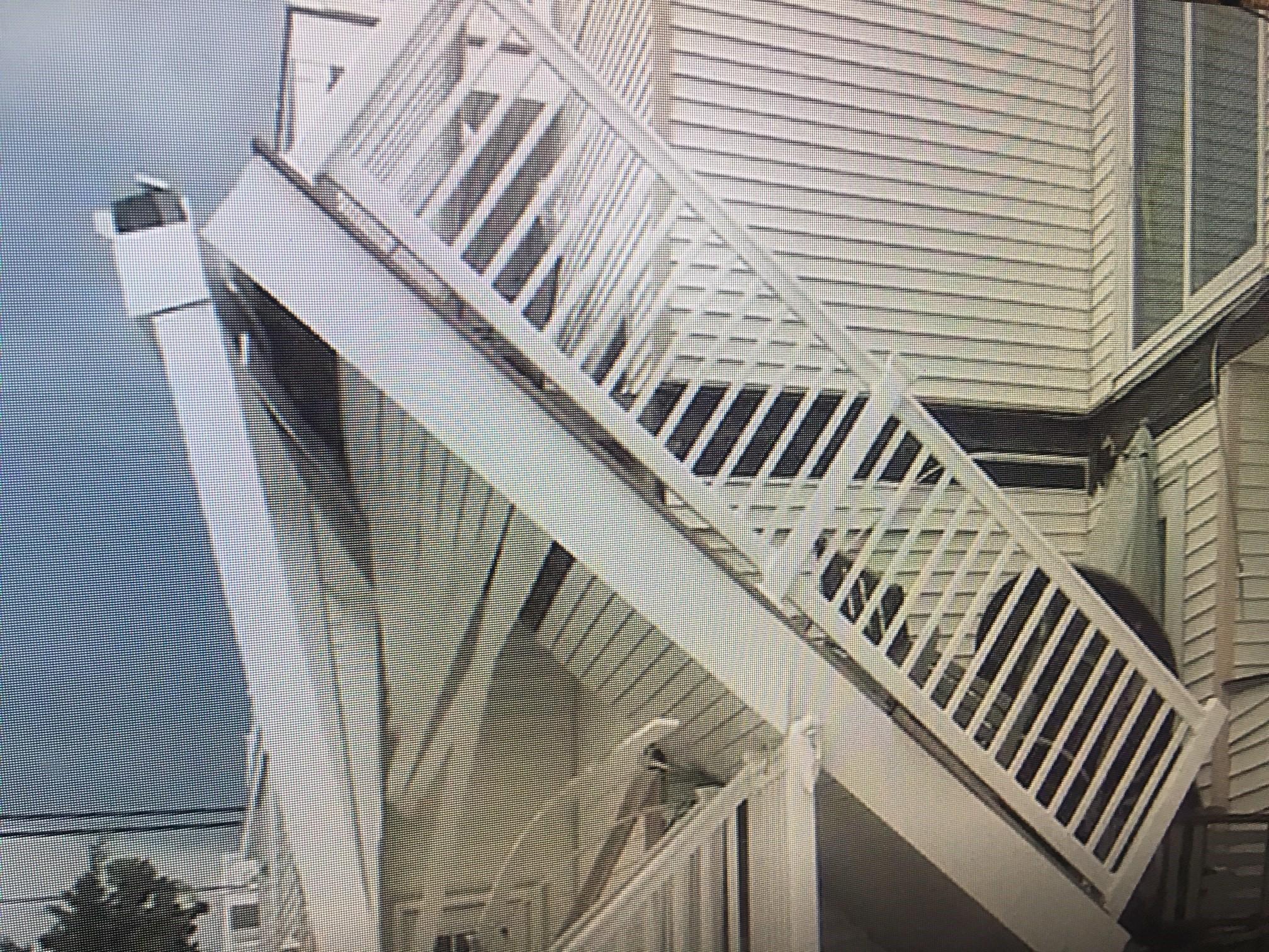 Sea Isle City Deck Collapse